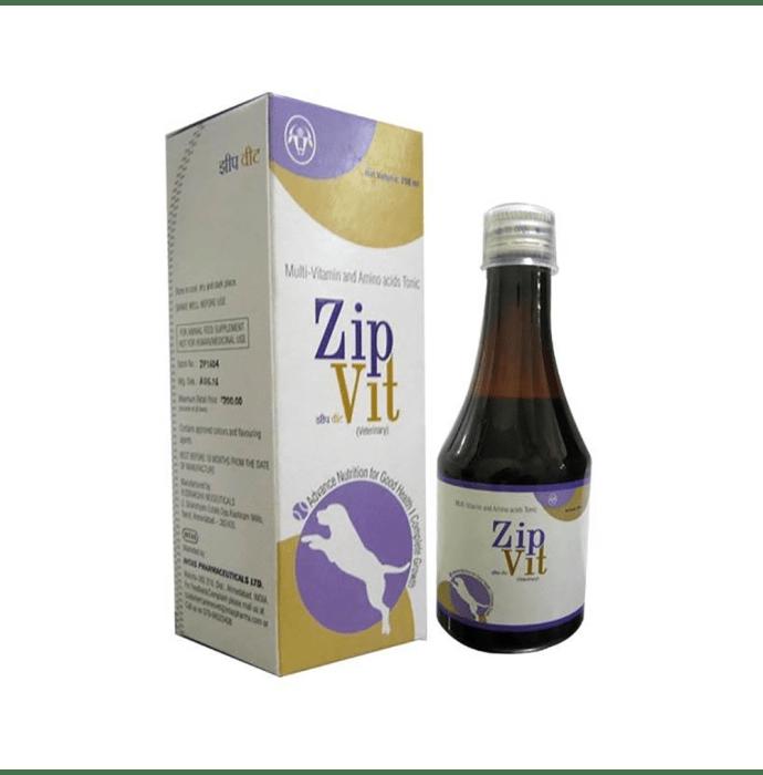 Zip Vit Multivitamin Tonic For Pets