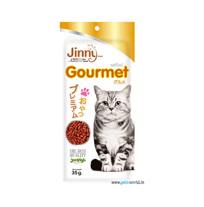 JerHigh Jinny Gourmet Cat Treats