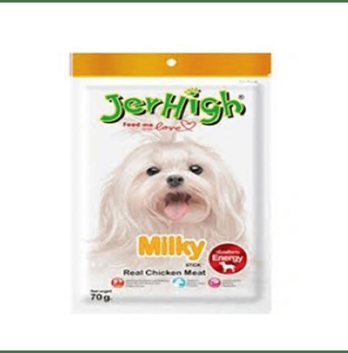 JerHigh Milky Dog Chewy Treats
