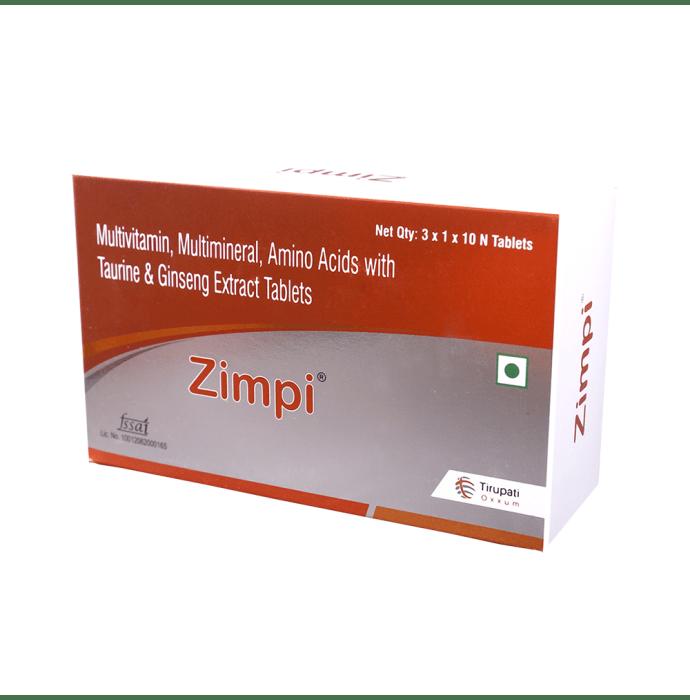 Zimpi Tablet