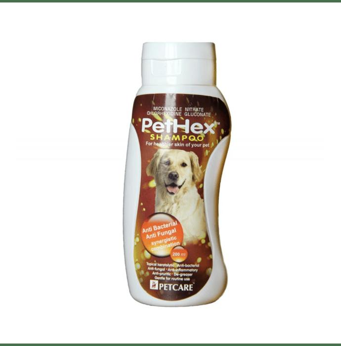PetHex Skin Care Shampoo For Dogs