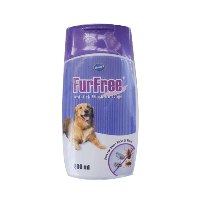 Venky's Furfree Anti Tick Wash For Pets