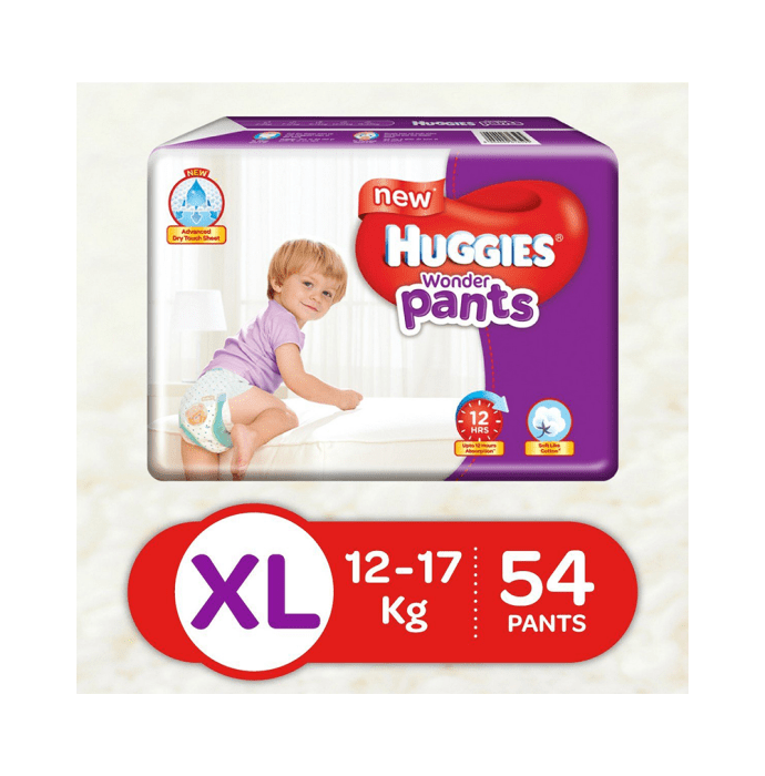 Huggies Wonder Pants Diaper XL