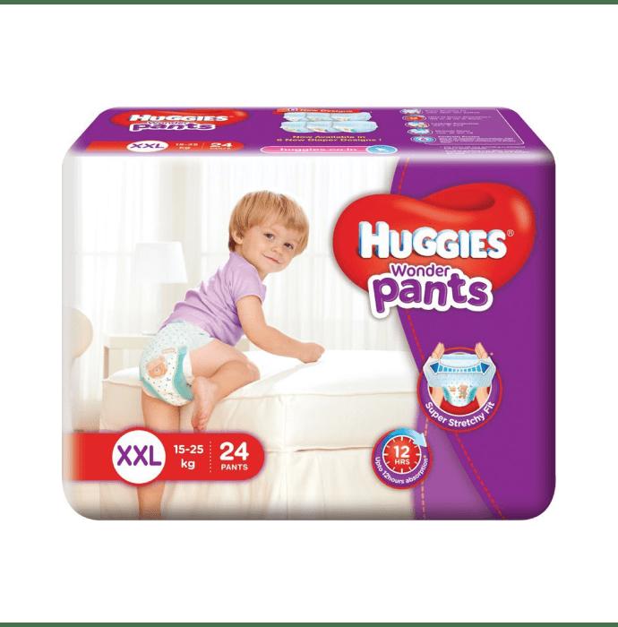 Huggies Wonder Pants Diaper XXL