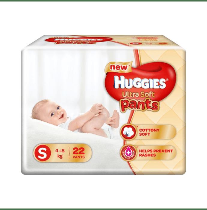 Huggies  Ultra Soft Pants Premium Diaper S
