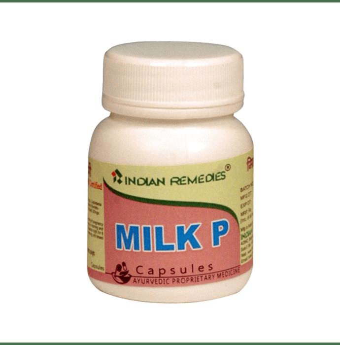 Indian Remedies Milk P Capsule