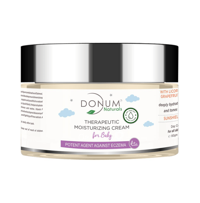 Donum Naturals Therapeutic Moisturizing Cream for Baby