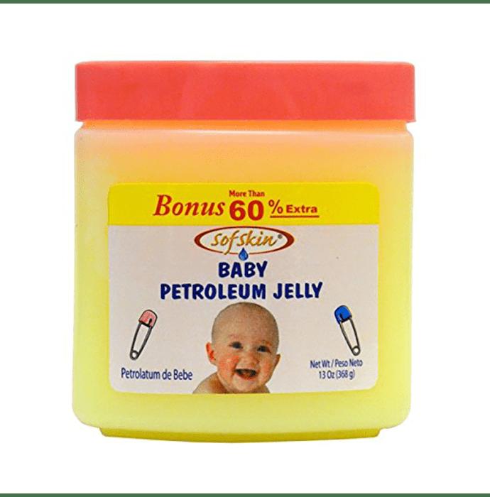 Sofskin Baby Petroleum Jelly