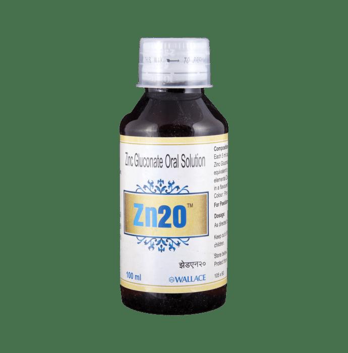 ZN 20 Suspension