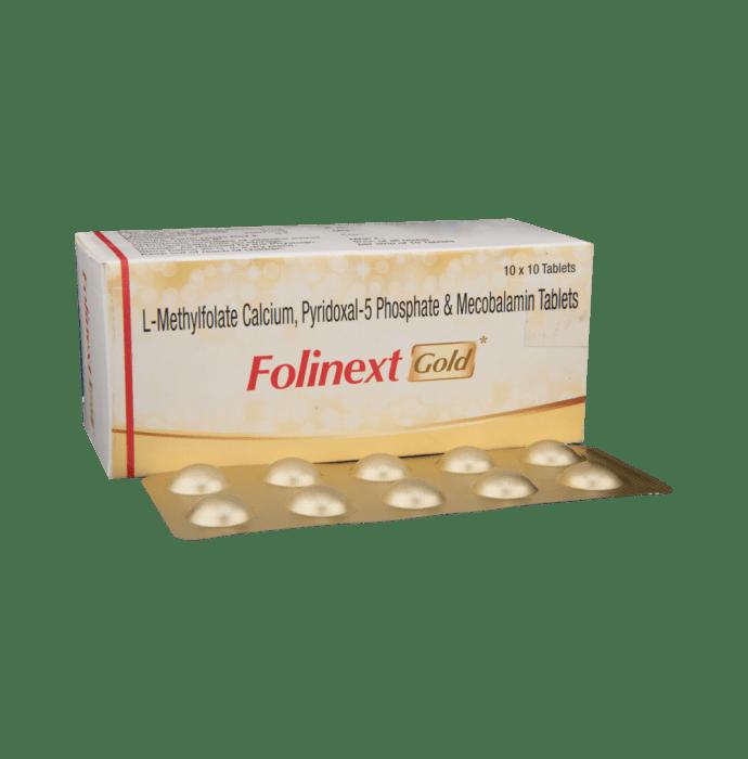Folinext Gold Tablet