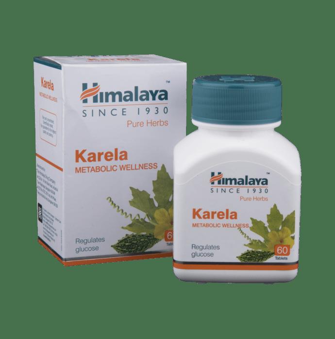 Himalaya Wellness Pure Herbs Karela Metabolic Wellness Tablet