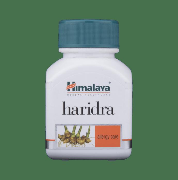 Himalaya Wellness Pure Herbs Haridra Capsule
