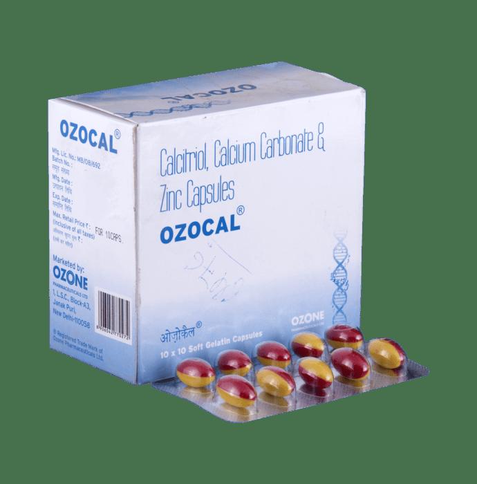Ozocal Capsule
