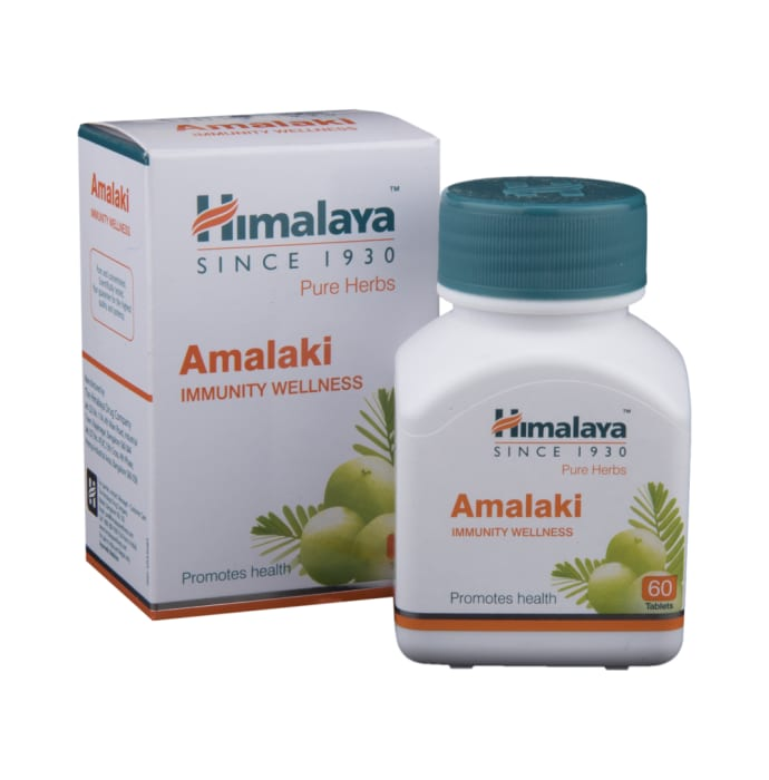 Himalaya Wellness Pure Herbs Amalaki Immunity Wellness Tablet