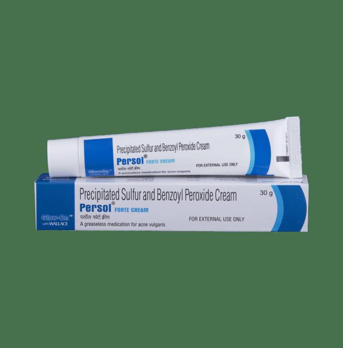 Persol Forte Cream