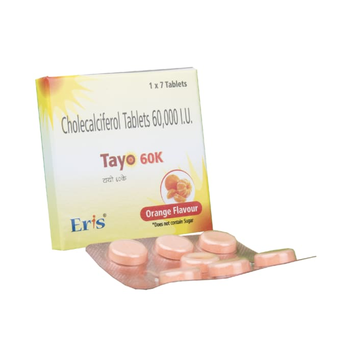 Tayo 60K Tablet Orange