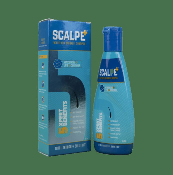 Scalpe Plus Anti-Dandruff Shampoo