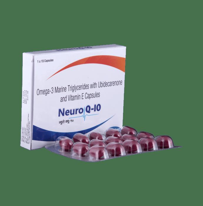 Neuro Q -10 Soft Gelatin Capsule