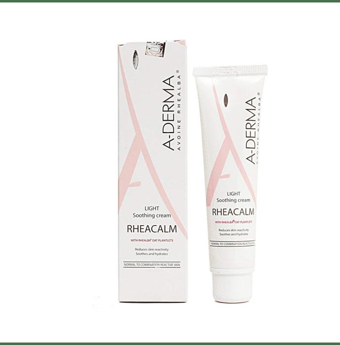 Aderma Rheacalm Light Smoothing Cream