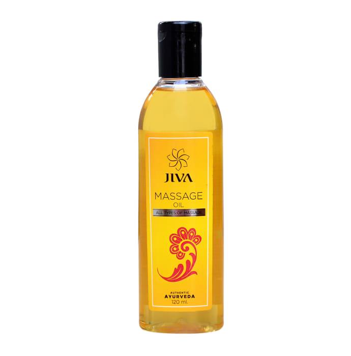 Jiva Massage Oil Pack of 2