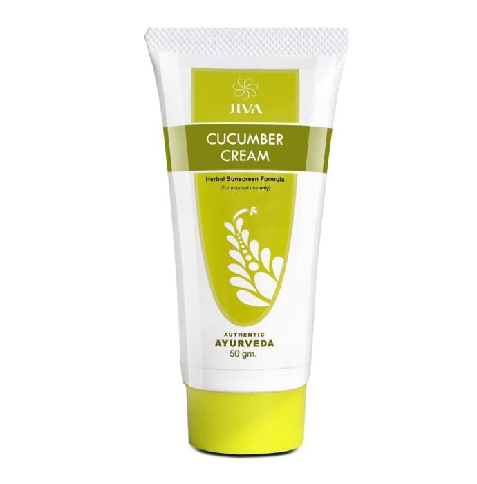 Jiva Cucumber Cream