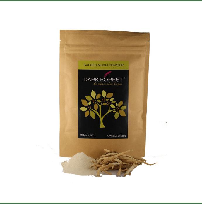 Dark Forest Safeed Musli Powder