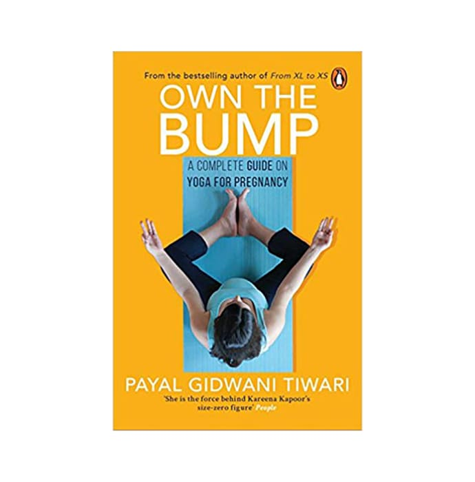 Own The Bump by Payal Gidwani Tiwari