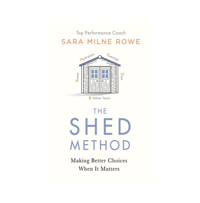 The Shed Method by Sara Milne Rowe
