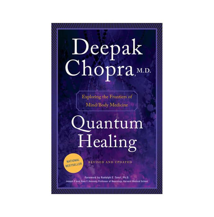 Quantum Healing-Revised & Updated by Deepak Chopra