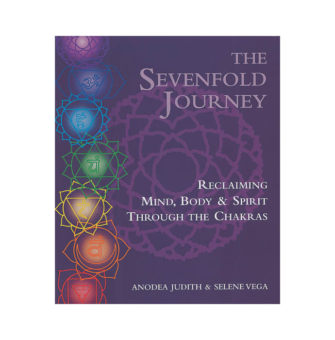 The Sevenfold Journey by Anodea Judith