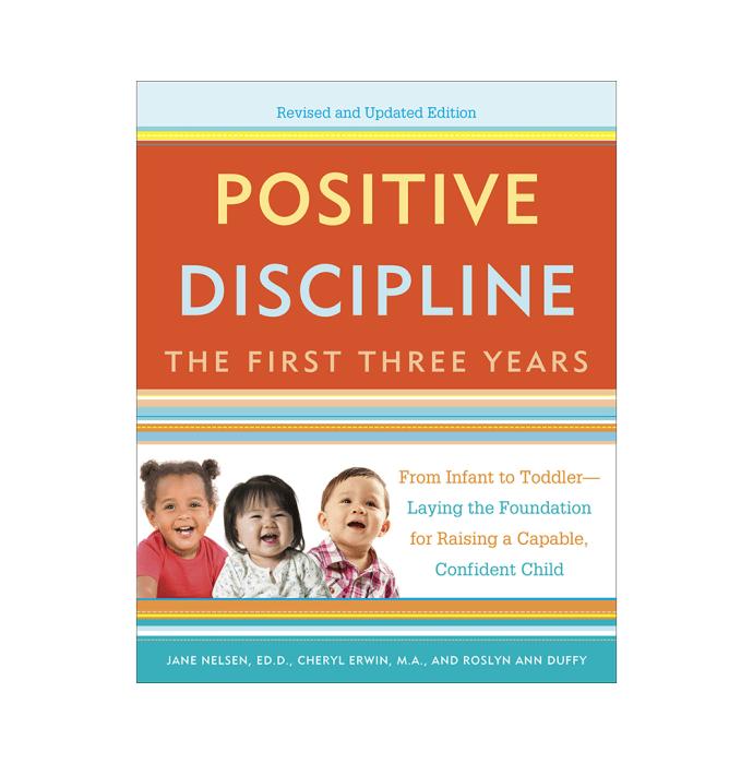 Positive Discipline by Jane Nelson