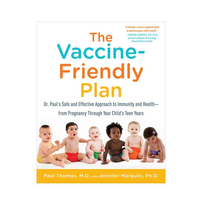 The Vaccine-Friendly Plan by Pau Thomas