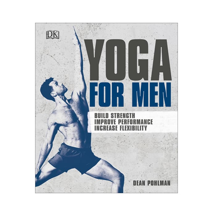 Yoga For Men by Dean Pohlman