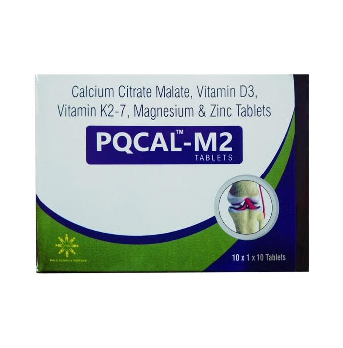 Pqcal -M2 Tablet