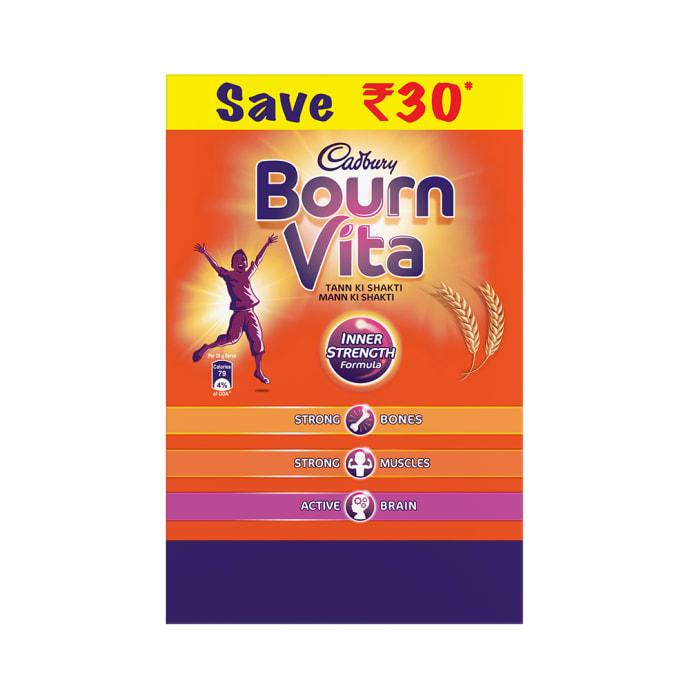 Cadbury Bournvita Health Drink Chocolate Refill