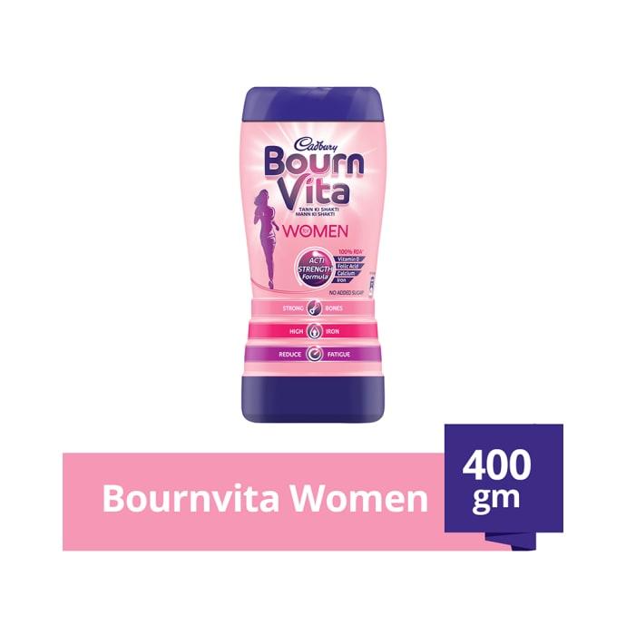 Cadbury Bournvita for Women Chocolate Health Drink