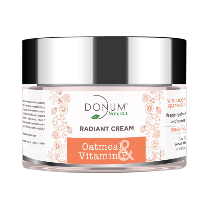Donum Naturals Radiant Cream with SPF 15