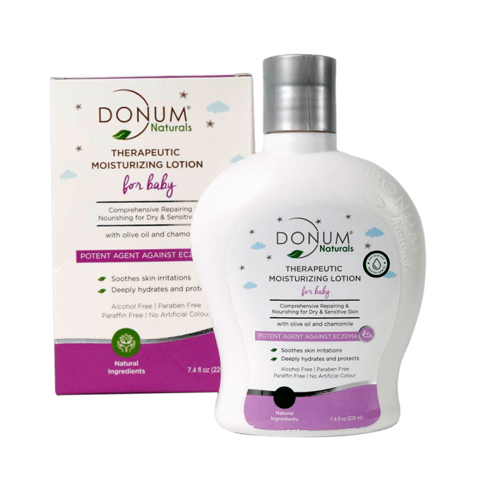 Donum Naturals Therapeutic Moisturising Lotion for Baby