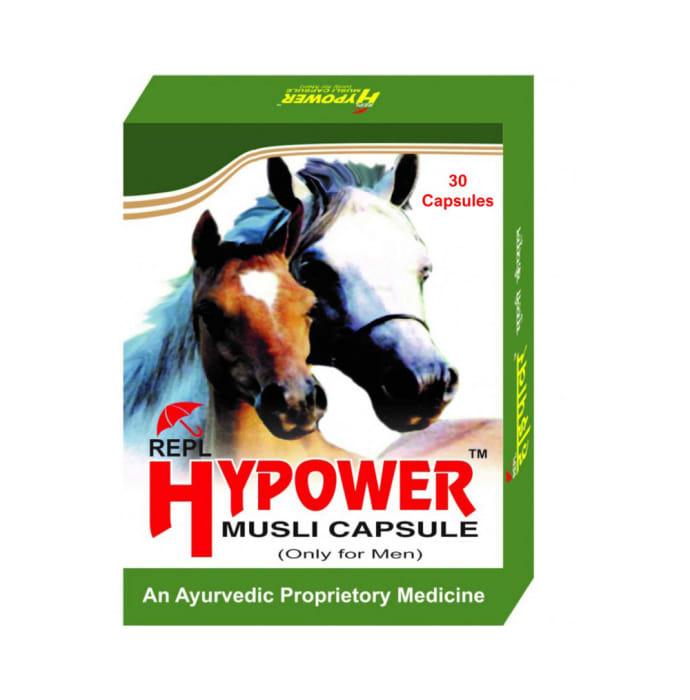 REPL Hypower Musli Capsule