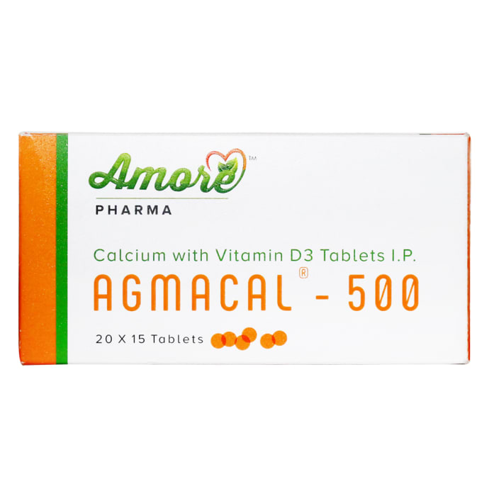 Agmacal -500 Tablet