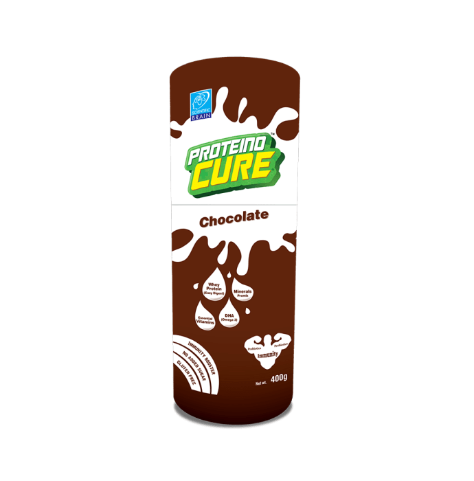 Proteino Cure Powder Chocolate