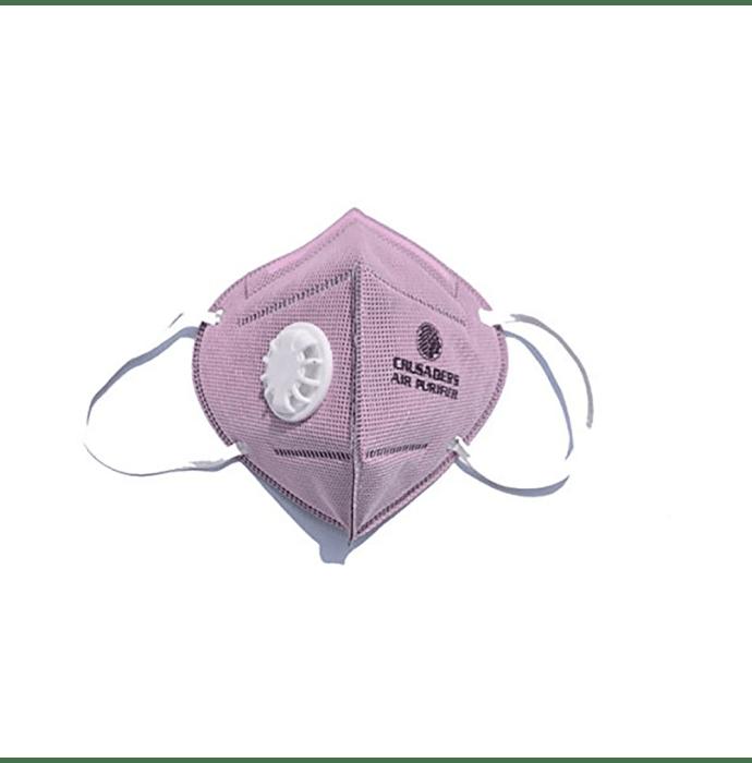 Crusaders Dart Mask (Disposable) N99 + Carbon 4 Layer Filter