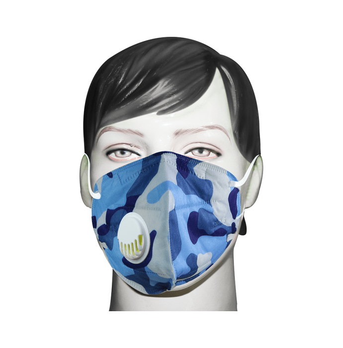 Nap Systems MASK-B2 Anti Pollution Mask- Adult