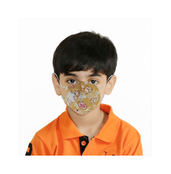 Nap Systems MASK-E3 Anti Pollution Mask- Child