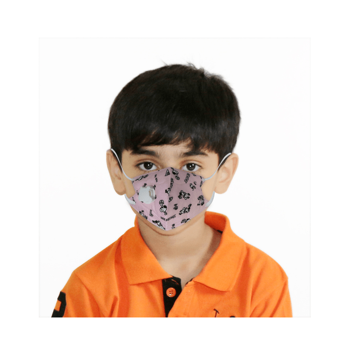 Nap Systems MASK-E4 Anti Pollution Mask- Child