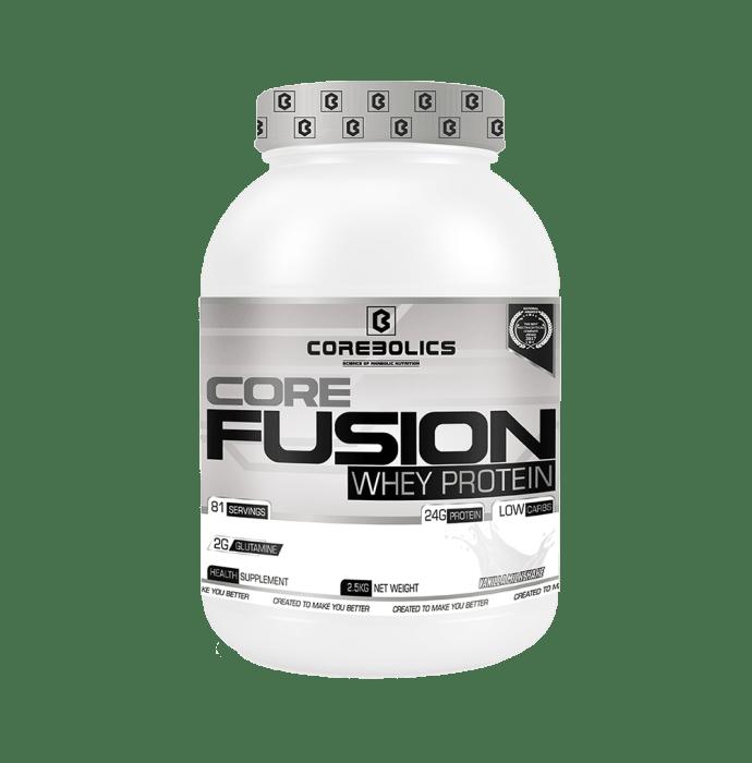 Corebolics Core Fusion Whey Protein Vanilla Milkshake