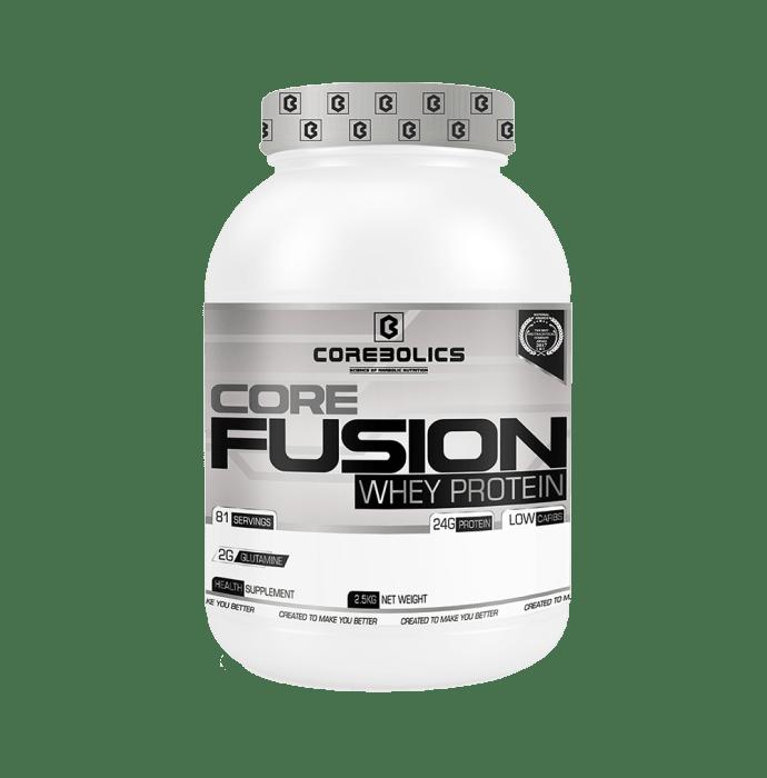 Corebolics Core Fusion Whey Protein Chocolate Decadence