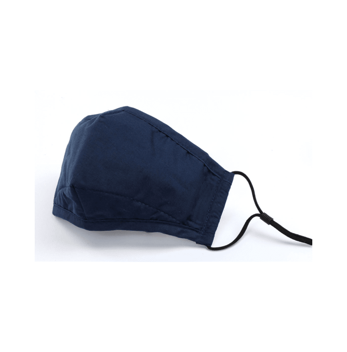Meded Breathe Pure Breathe Healthy Anti Pollution PM 2.5 Face Mask Blue
