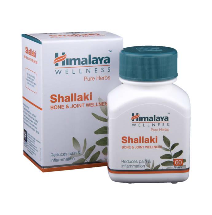 Himalaya Wellness Pure Herbs Shallaki Tablet
