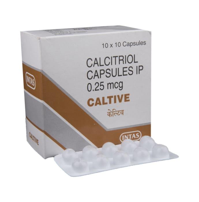 Caltive Capsule